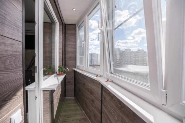 Основные требования к остеклению балкона и лоджии