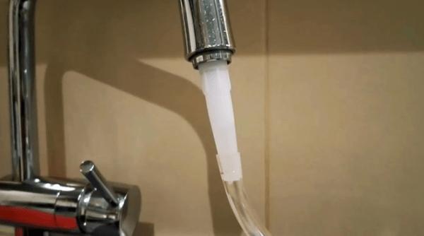 Как подключить шланг к смесителю