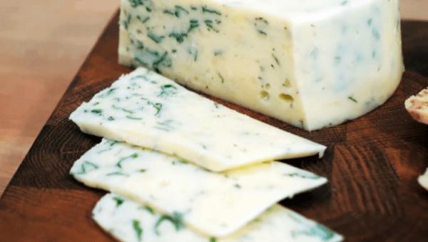 Домашний твердый сыр за полчаса