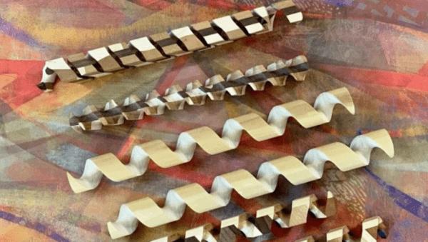 Деревянные спирали и ЧПУ-станок для их изготовления