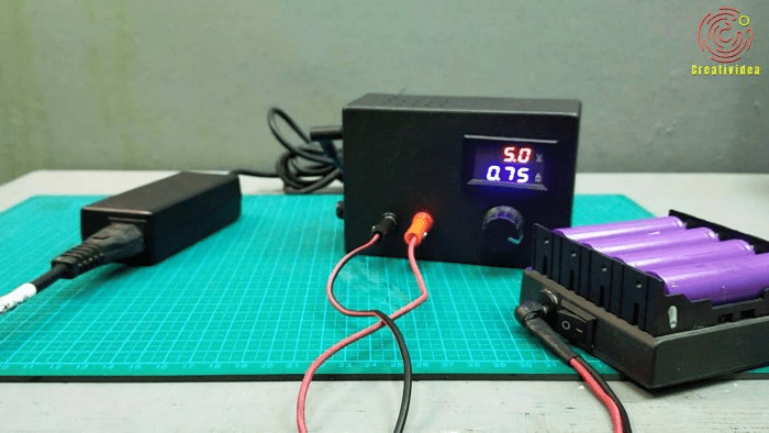 Зарядное устройство – приставка к адаптеру ноутбука