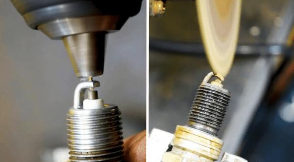 Дает ли результат доработка свечей зажигания?