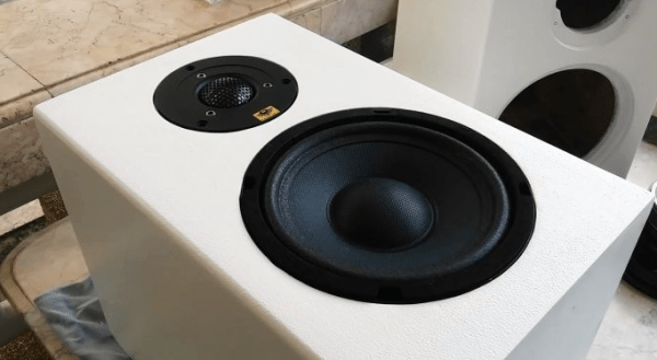 Как собрать акустические колонки из МДФ