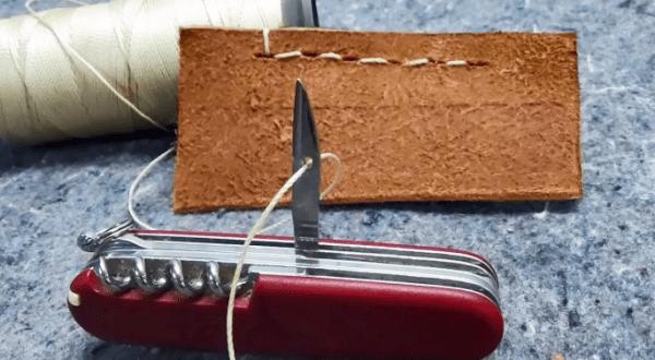 Как шить швейцарским ножом