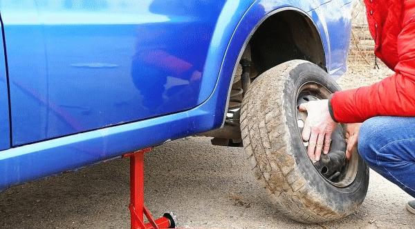 Как сделать домкрат для мгновенного подъема автомобиля