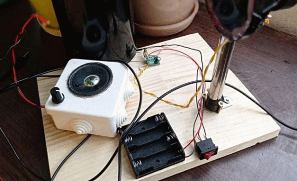 Как сделать фотофон своими руками (передача звука через луч света)