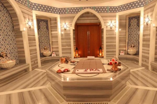 Турецкий хамам – конструкционные особенности и польза для здоровья