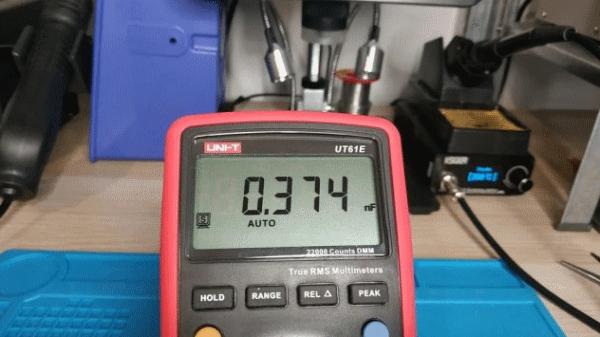 Доработка мультиметра для защиты по току и напряжению