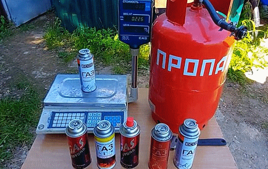 Делаем простой адаптер для заправки газовых баллончиков (кемпинг баллоны)