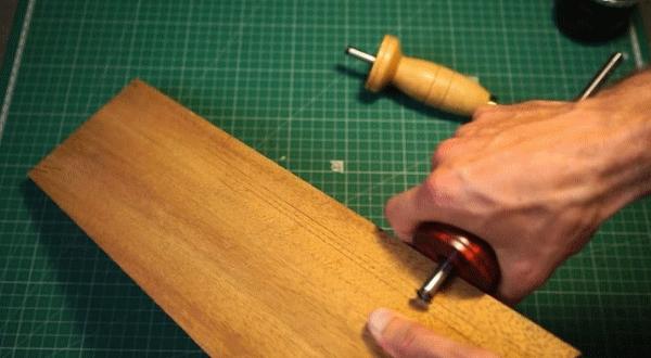 Как сделать рейсмус (инструмент для разметки)