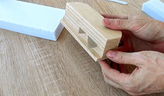 Универсальный резак для утеплителя своими руками (+ печатная версия и 3D модель)