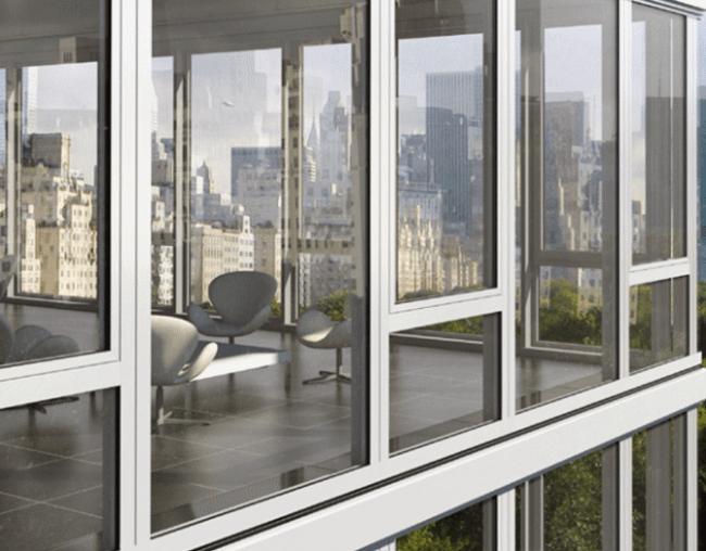 Алюминиевые окна: плюсы и минусы. Где приобрести