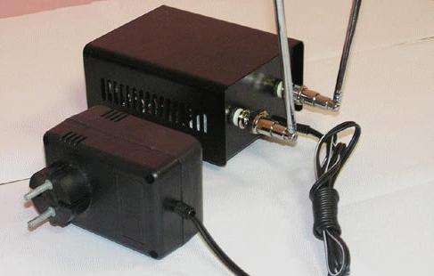 Широкополосный радиоглушитель Tetra Fast
