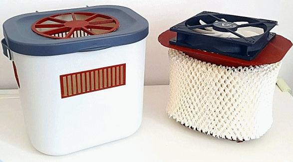 Делаем комбинированный увлажнитель и очиститель воздуха