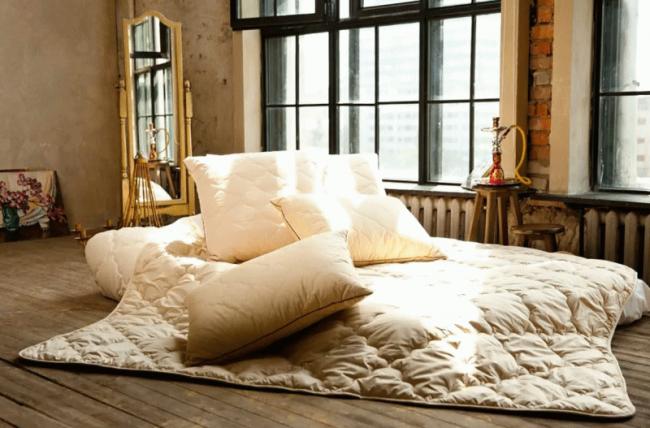 Купить одеяло в СПб. Покупка одеял в«Барашки»