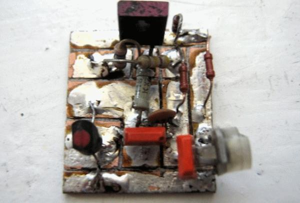 Стабилизатор с низким падением напряжения (LDO)