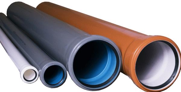 Водопроводные и канализационные системы: преимущества труб из ПВХ