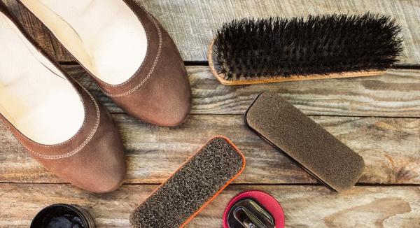 Простые советы по уходу за замшевой обувью