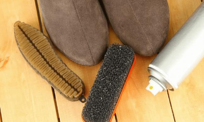 Советы по уходу за замшевой обувью