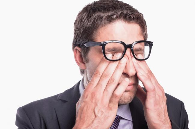 Как проявляется боль в глазах?