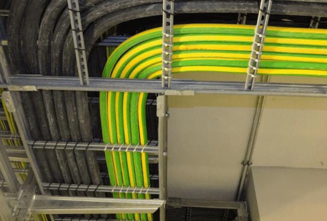 Виды кабеленесущих сетей
