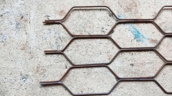 Как сделать приспособление для изготовления решеток из прутка