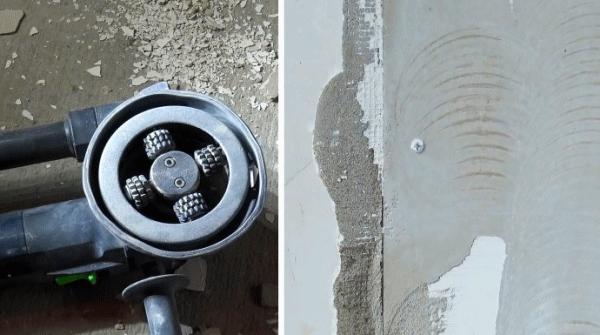 Как и чем быстро проводить демонтаж старых покрытий при ремонте