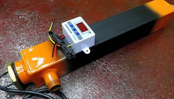 Как сделать электрический котел для отопления