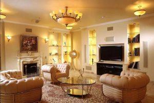 Каким должно быть освещение в жилом доме