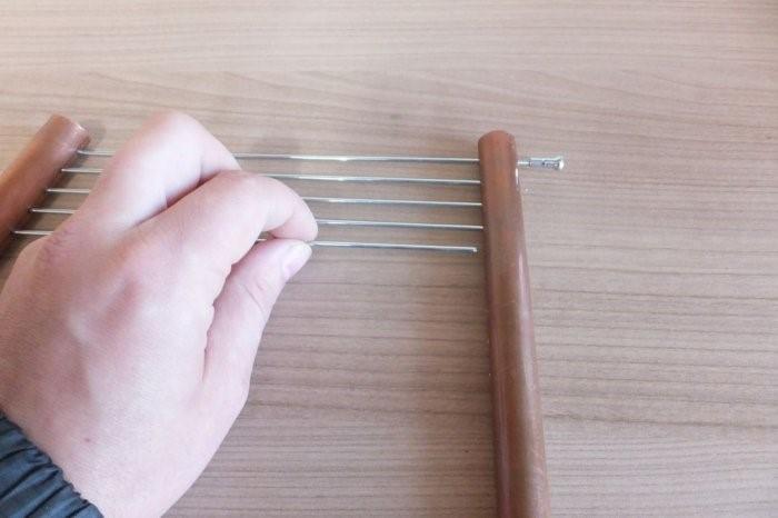 Миниатюрный мангал: мастерим своими руками