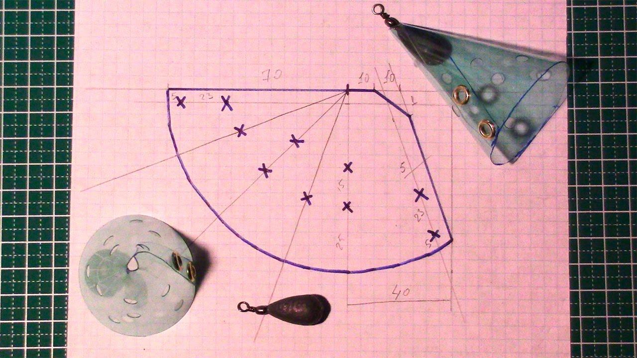 Как сделать кормушку для рыбалки зимой