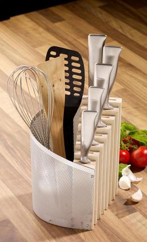 Самоделки: подставка под горячее и подставка под ножи
