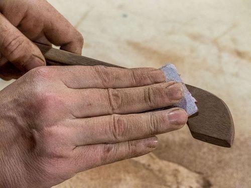 Нож для хлеба своими руками