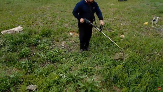Самодельная газонокосилка: экономим 10 тысяч рублей