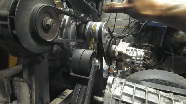 Подшипниковое сцепление для самодельного трактора: мастерим своими руками